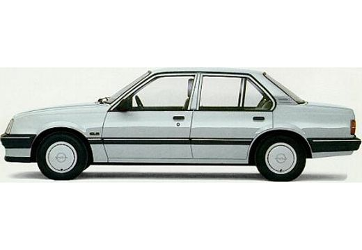 OPEL Ascona C 1.6 Exclusive Sedan 82KM (benzyna)