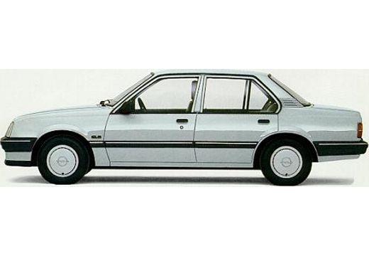 OPEL Ascona C 1.3 S Exclusive Sedan 75KM (benzyna)