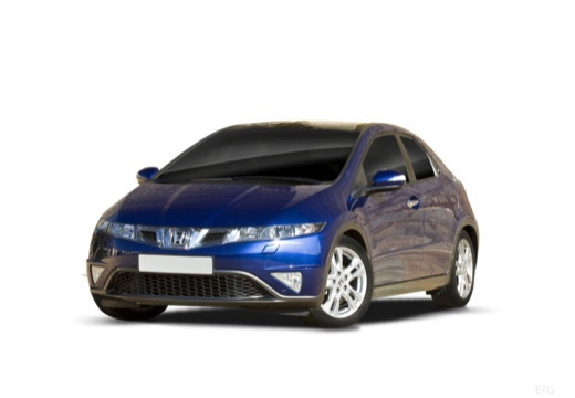 HONDA Civic VI hatchback przedni lewy