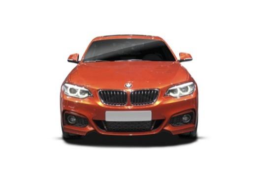 BMW Seria 2 coupe przedni