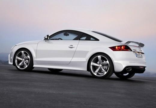 AUDI TT I coupe biały tylny lewy