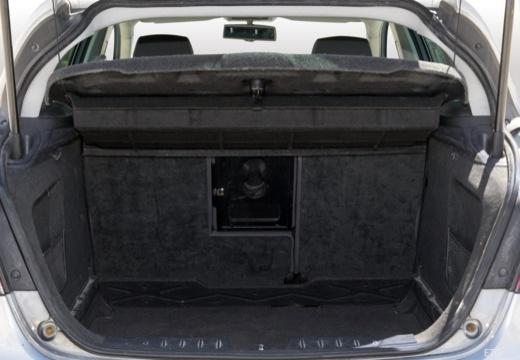 SEAT Toledo III hatchback przestrzeń załadunkowa