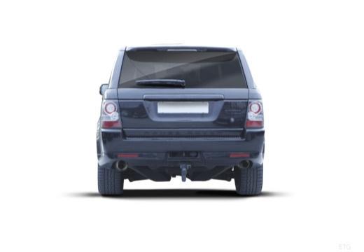 LAND ROVER Range Rover Sport III kombi czarny tylny