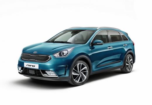 KIA Niro 1.6 GDI Hybrid M Hatchback I 105KM (benzyna elektryczny)