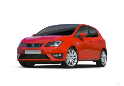 SEAT Ibiza VII hatchback przedni lewy