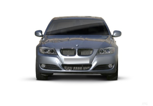 BMW Seria 3 E90 II sedan przedni