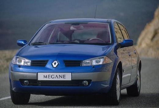 RENAULT Megane II 1.5 dCi Confort Expression Hatchback I 100KM (diesel)