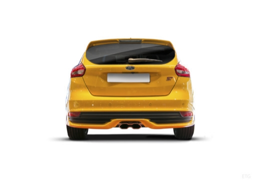 FORD Focus VI hatchback tylny