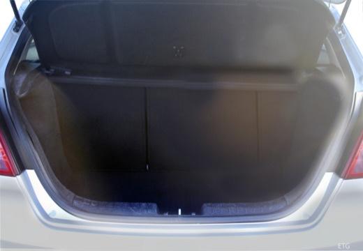 KIA Ceed Proceed I hatchback przestrzeń załadunkowa
