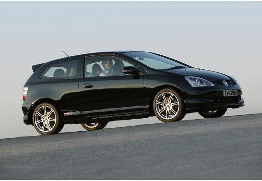 HONDA Civic V hatchback czarny przedni prawy