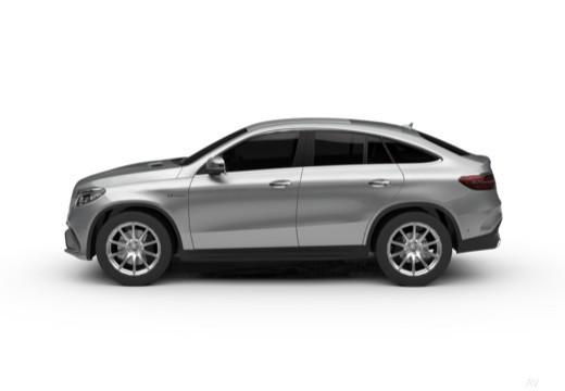 MERCEDES-BENZ Klasa GLE 292 hatchback boczny lewy