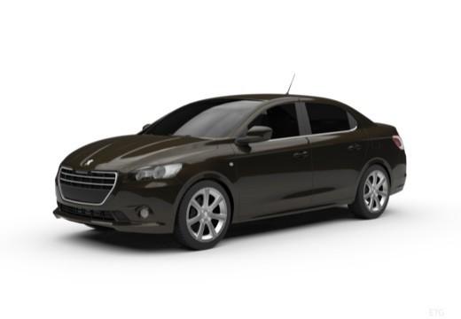PEUGEOT 301 1.6 VTi Active EU6 Sedan I 115KM (benzyna)