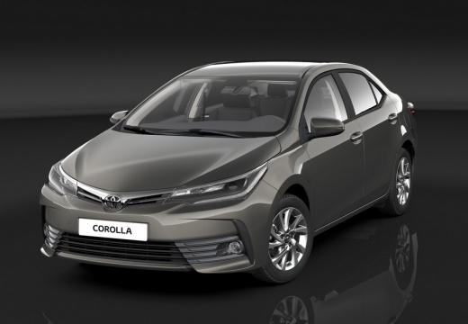 Toyota Corolla 1.6 Premium Sedan IV 132KM (benzyna)