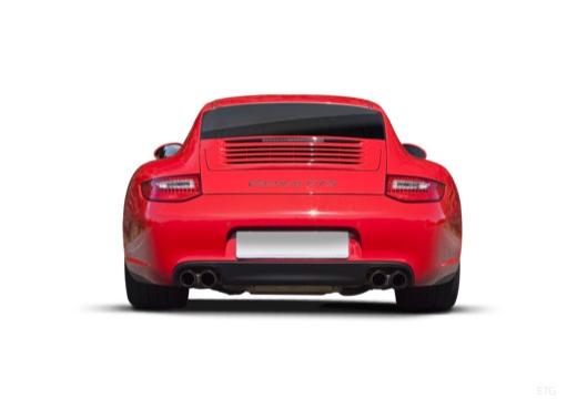 PORSCHE 911 997 coupe tylny