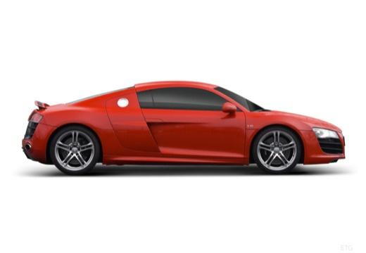 AUDI R8 I coupe boczny prawy