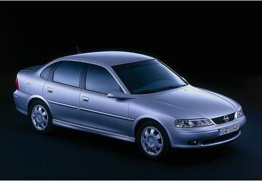 OPEL Vectra B II sedan silver grey przedni prawy
