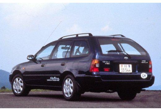 Toyota Corolla kombi tylny lewy