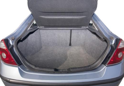 FORD Mondeo V hatchback przestrzeń załadunkowa