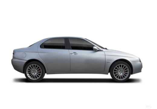 ALFA ROMEO 156 III sedan boczny prawy