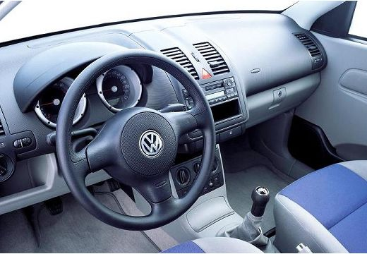 VOLKSWAGEN Polo III II hatchback tablica rozdzielcza