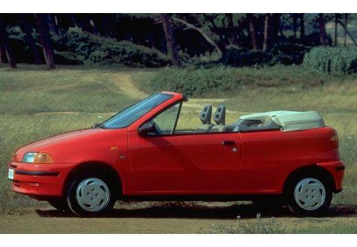 FIAT Punto kabriolet boczny lewy