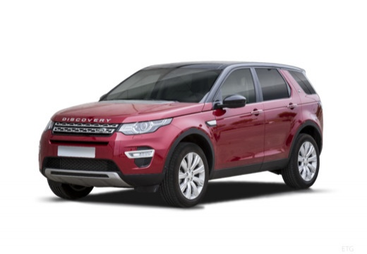 LAND ROVER Discovery Kombi Sport I