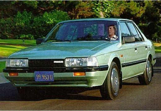 MAZDA 626 1.6 LX Sedan I 80KM (benzyna)