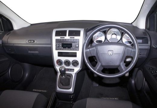 DODGE Caliber II hatchback tablica rozdzielcza