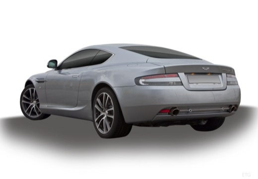 ASTON MARTIN DB9 PL coupe