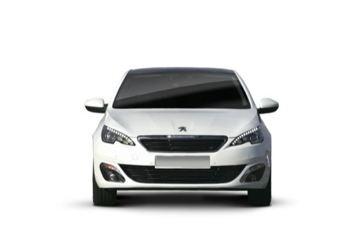 PEUGEOT 308 III hatchback przedni