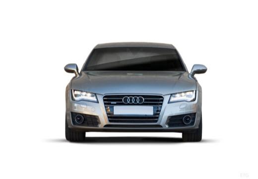 AUDI A7 Sportback I hatchback przedni