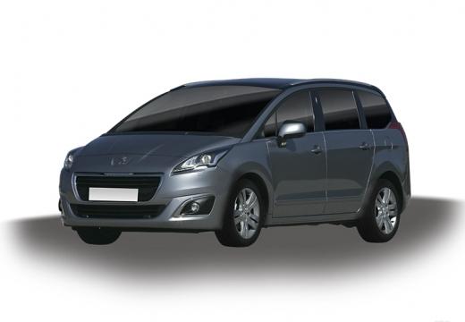 PEUGEOT 5008 1.6 BlueHDi Allure 7os Kombi mpv II 120KM (diesel)