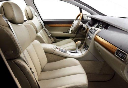 RENAULT Vel Satis II hatchback wnętrze