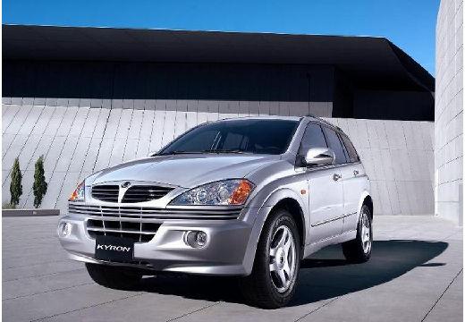 SSANG YONG Kyron 200 Xdi Comfort + Kombi I 2.0 141KM (diesel)