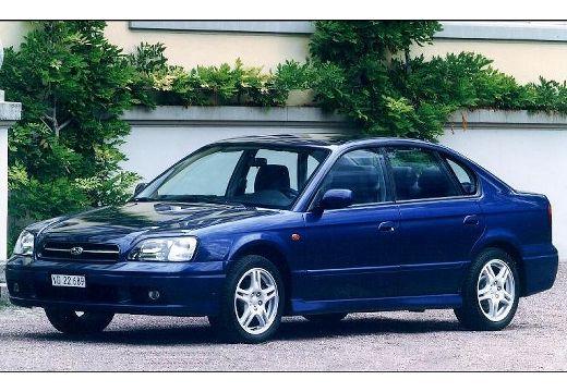 SUBARU Legacy III sedan niebieski jasny przedni lewy