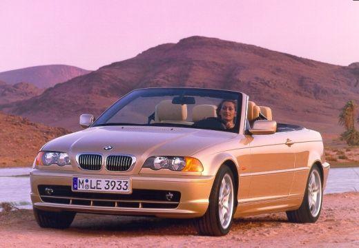 BMW Seria 3 kabriolet złoty przedni lewy
