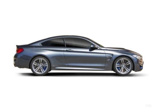 BMW Seria 4 F32 coupe boczny prawy