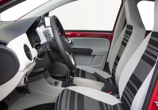 SEAT Mii I hatchback wnętrze
