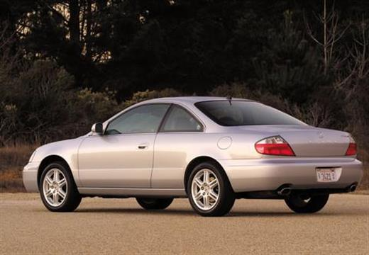 ACURA CL II coupe