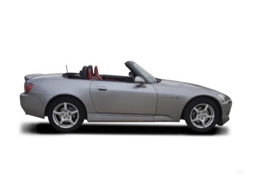 HONDA S 2000 I roadster boczny prawy