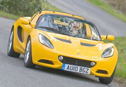 LOTUS Elise Club Racer Kabriolet I 1.6 136KM (benzyna)