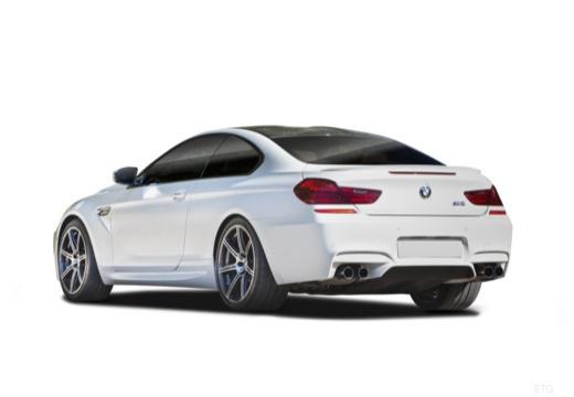BMW 6 Серии купе задний левый