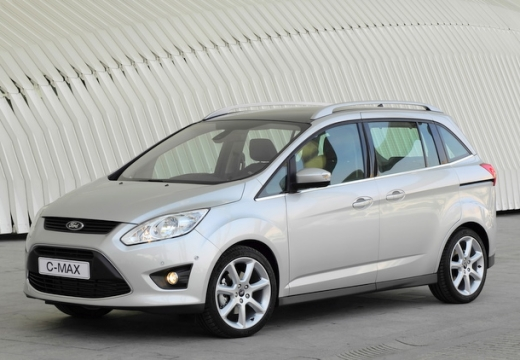 FORD C-MAX 1.0 EcoBoost Trend ASS Kombi mpv Grand I 100KM (benzyna)