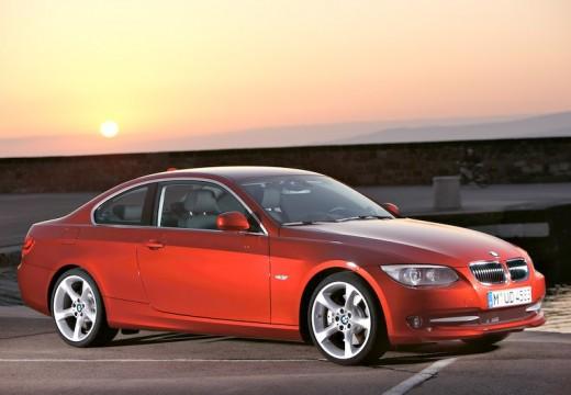 BMW Seria 3 E92 II coupe czerwony jasny przedni prawy