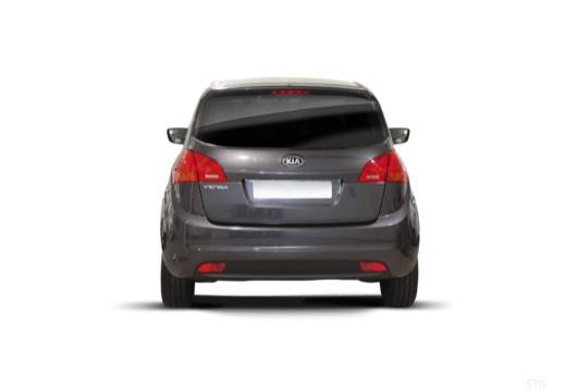 KIA Venga hatchback tylny