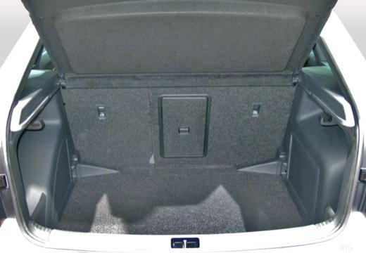 SKODA Rapid Spaceback II hatchback przestrzeń załadunkowa