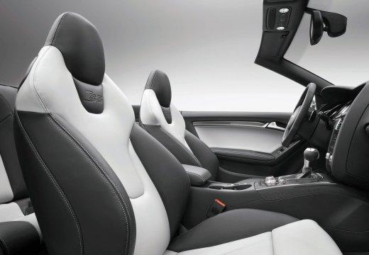 AUDI A5 Cabriolet II kabriolet wnętrze
