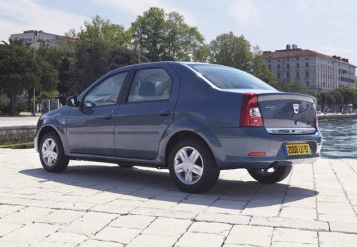 DACIA Logan 1.2 16V Access Sedan II 75KM (benzyna)
