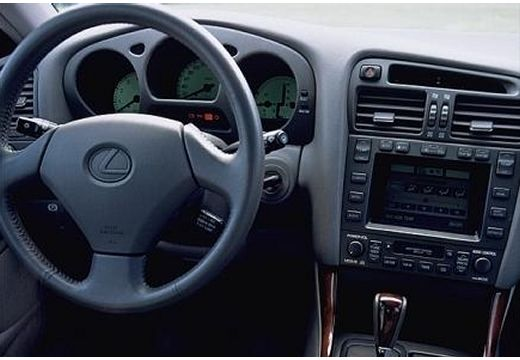LEXUS GS Sedan I