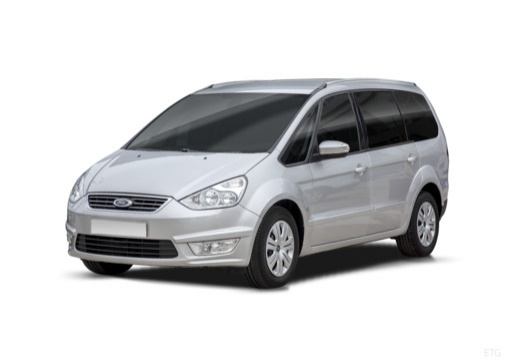 FORD Galaxy IV van
